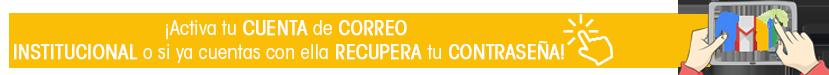 CUENTA DE CORREO INSTITUCIONAL